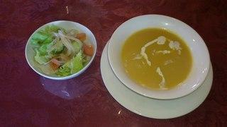スープ.サラダ(ウッディ H24.7.17).JPG